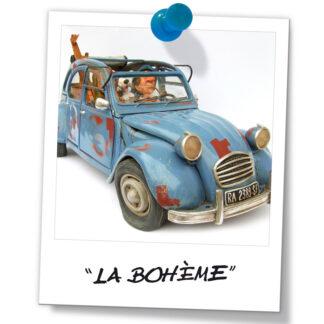 451-0045 THE BOHEMIAN / LA BOHEME by Forchino