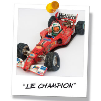 451-0031 THE CHAMPION / LE CHAMPION by Forchino
