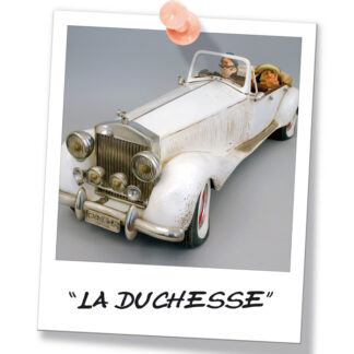 451-0030 THE DUCHESS / LA DUCHESSE by Forchino