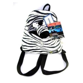 806-0082 PLUSH BACKPACK NATIONAL GEOGRAPHIC