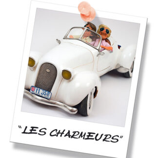 451-0035 THE CHARMERS / LES CHARMEURS by Forchino