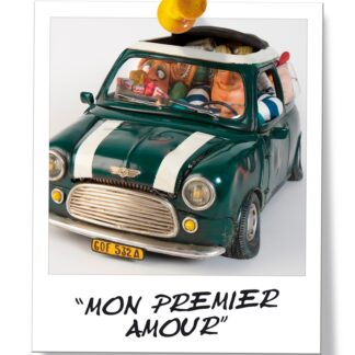 451-0040 MY FIRST LOVE / MON PREMIER AMOUR 50% by Forchino