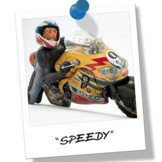 451-0033 SPEEDY by Forchino