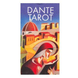 804-0033 COLLECTIBLE DANTE TAROT LO SCARABEO