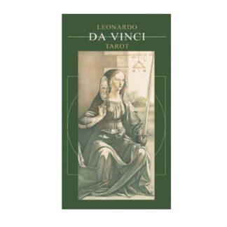 804-0020 COLLECTIBLE TAROT LEONARDO DA VINCI