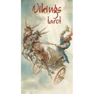 804-0021 COLLECTIBLE TAROT VIKINGS LO SCARABEO