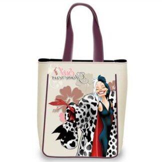 811-1112 SHOPPING BAG DISNEY CRUELLA DE VIL