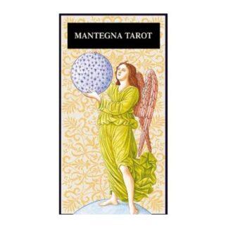 804-0117 COLLECTIBLE SILVER TAROT OF THE MANTEGNA LO SCARABEO