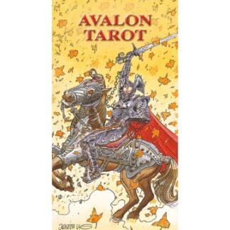 804-0068 COLLECTIBLE TAROT AVALON LO SCARABEO
