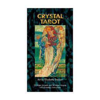 804-0087 COLLECTIBLE TAROT CRYSTAL LO SCARABEO