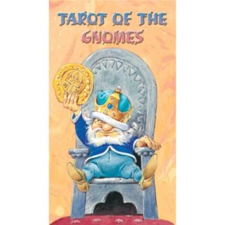 804-0065 COLLECTIBLE TAROT GNOMES LO SCARABEO