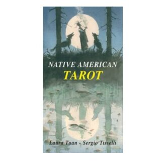 804-0060 COLLECTIBLE TAROT NATIVE AMERICAN LO SCARABEO