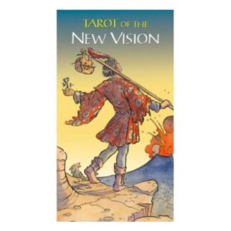 804-0063 COLLECTIBLE TAROT NEW VISION LO SCARABEO