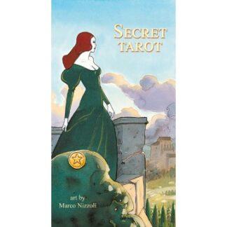 804-0089 COLLECTIBLE TAROT SECRET LO SCARABEO