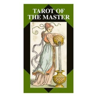 804-0070 COLLECTIBLE TAROT OF THE MASTER LO SCARABEO